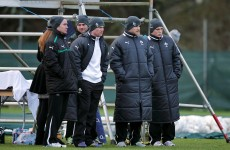 Young stars set to be given Wolfhounds chance in Galway