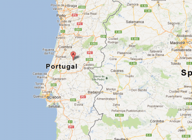 Carvalhal is in central Portugal