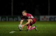 'We've a lot of pride in our home record' – Steenson plans ferocious welcome for Leinster