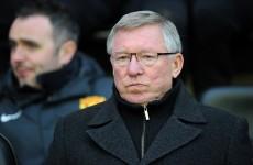 Ferguson hails goal-hungry United display
