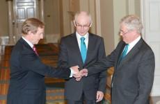 In full: Herman van Rompuy's speech in Dublin today