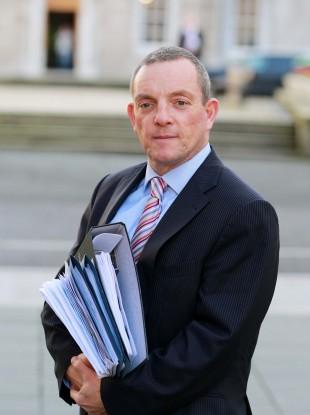 Fine Gael TD Jerry Buttimer