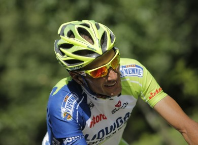 Basso previously served a two-year ban in connection with the case.