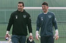 Ireland v Poland: David Forde set for number 1 shot