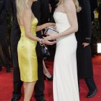 KATE WINSLET AND REESE WITHERSPOON:  According to Reese, they became friends when Kate moved into the neighbourhood.