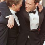 MATT DAMON AND BEN AFFLECK:  Childhood friends who made it big, we love Ben and Matt.  If you need a reminder of why they're great, just google their 1998 Oscars acceptance speech.  Peter Jordan/PA Archive/Press Association Images
