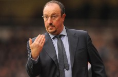 'Business as usual' for Chelsea after Rafa blast