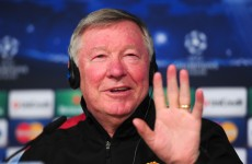 Real Madrid v Man Utd: I'm sure there will be goals, says Alex Ferguson
