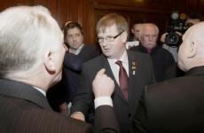 VIDEO: Arson attack on home of loyalist Willie Frazer