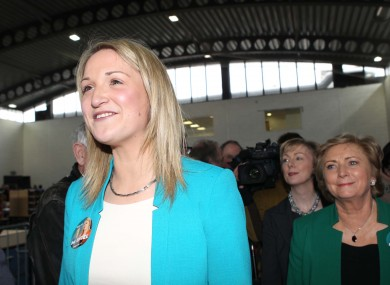 Fine Gael's Helen McEntee has won her father's old Dáil seat in this afternoon's Dáil by-election count in Meath East.