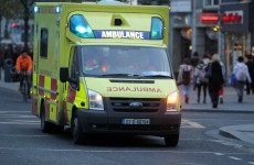 On-duty ambulance crew members assaulted on Dublin street