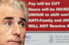 Croke Park II will cut nurses wages by 11.1pc, not 1.7pc – INMO