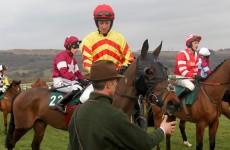 Irish jockey JT McNamara fractured 2 vertebrae in Cheltenham fall