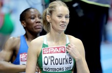 Indoor Championships: O'Rourke eases through 60m heat
