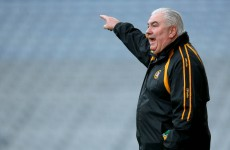 Joe Kernan back in charge of Crossmaglen