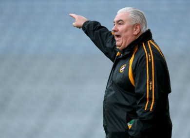 Pointing The Way: Joe Kernan