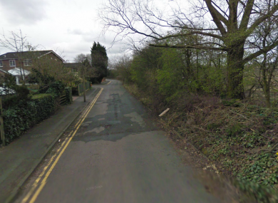 Ox Hey Lane in Bolton (File photo)