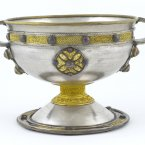 The Ardagh Chalice (Image via The Royal Irish Academy)