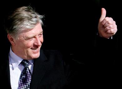 Pat Kenny. Humble.