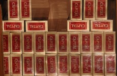 Retailers fuming over illegal cigarette trade