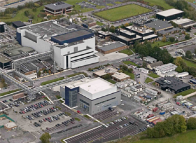 The Alkermes facility in Athlone.