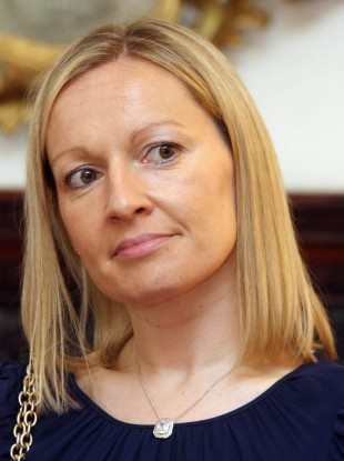 Lucinda Creighton is Minister of State for European Affairs