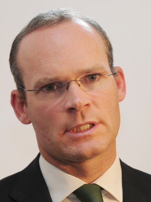 Minister for Agriculture Simon Coveney (file photo)