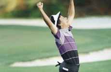The greatest shots in Masters history: Mize's miracle in the 1987 playoff