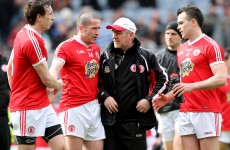 Watch Stephen O'Neill's amazing points for Tyrone against Kildare