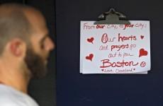 Red Sox honour victims of Boston Marathon bombing