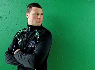 Robbie Henshaw has enjoyed a super start to his Connacht career.