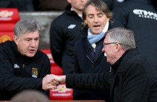 Title race not over yet, insists Man City assitant Brian Kidd