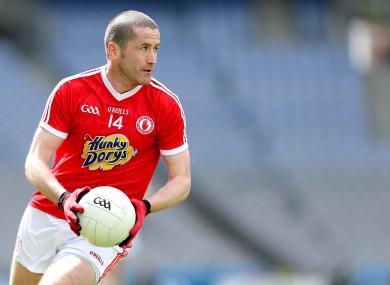 Tyrone's Stephen O'Neill.