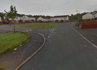 Foxes Glen area of Dunmurry in