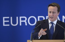 A third of David Cameron's party will vote against him over EU membership