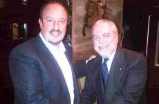Rafa Benitez appointed Napoli coach, says club president