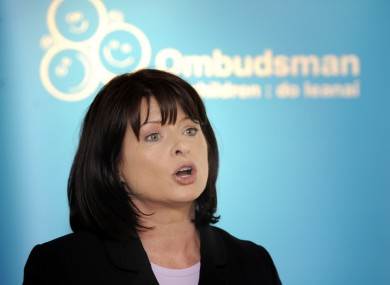 Ombudsman for Children, Emily Logan