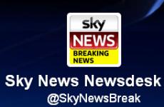 How the Sky News 'Colin' tweet sent the internet crazy