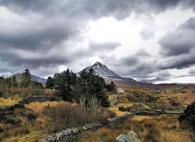 File image of Gortahork, Co Donegal.
