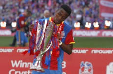 Awww, can we keep him?: Palace keen on Zaha loan deal