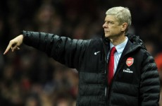 Forget Paris: Arsene Wenger dismisses PSG move at the end of the season