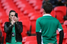 Letter from London: No political football as Irish fans feel at home