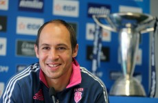 Parisse and Stade eager to emulate Clermont and beat Leinster up