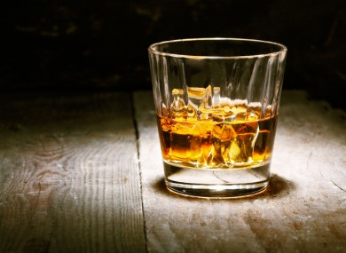 Is it whiskey? Is it water? HOW WILL WE EVER KNOW?