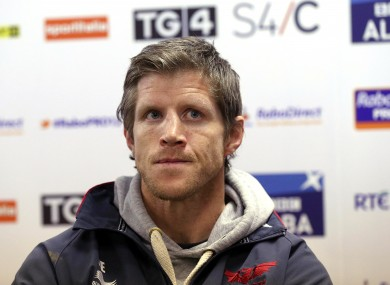 Simon Easterby did not look best pleased after his side's defeat.