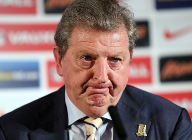 Hodgson has defended his