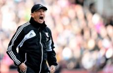 Tony Pulis parts company with Stoke, club confirm