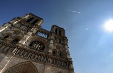 Man shoots himself at altar of the Notre Dame cathedral