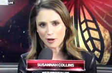 'A tremendous amount of sex' – embarrassed sports reporter's blooper