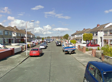Apollo Way in Coolock (File photo)
